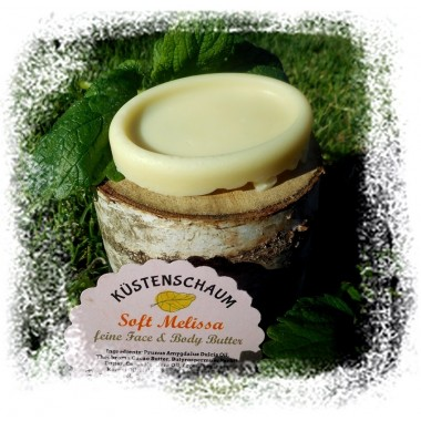 "Butter ""Soft Melissa"" Face & Body"