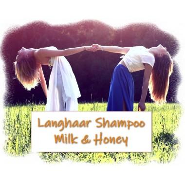 Langhaarshampoo Milk & Honey