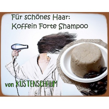 Koffein shampoo
