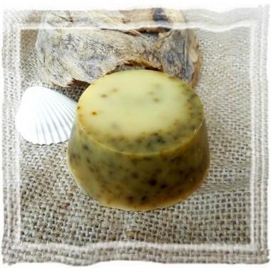 Ostfriesische Deichseife Schafmilch + Zitronenmelisse
