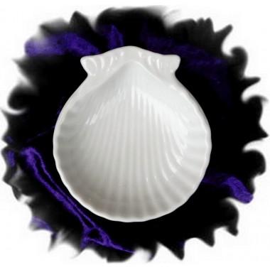 Schöne Seifenschale Muschel...