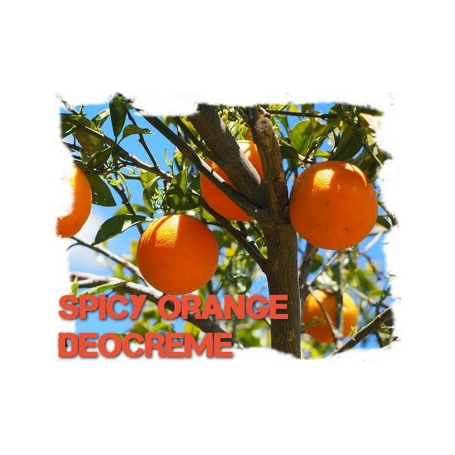 Orangen Deocreme