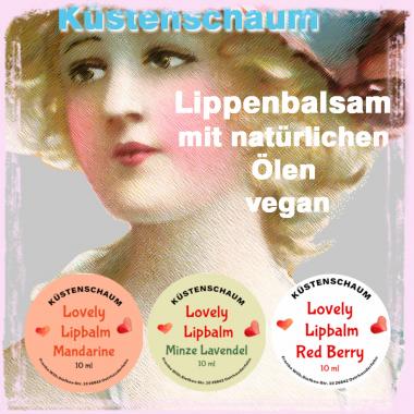 NEU: Lovely Lipbalm 3...