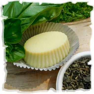 Green Tea & Basil, Face + Bodybutter vegan