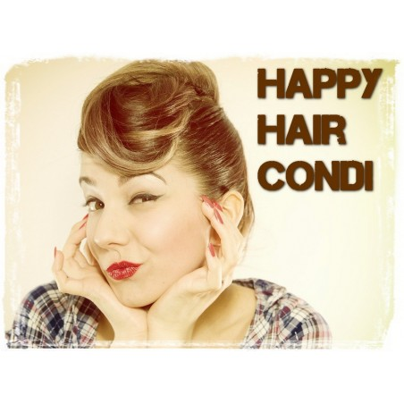 Happy Hair Conditioner Heilerde Zitronensäure