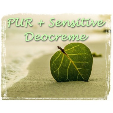 "Deocreme ""PUR + Sensitiv""..."