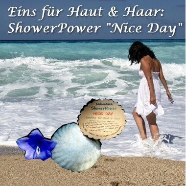 "ShowerPower ""Nice Day""..."