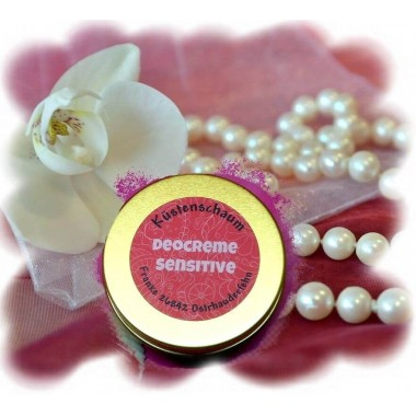 "Feine Deocreme ""Sensitive""..."