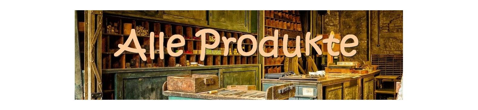 Katalog alle Produkte