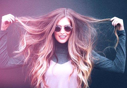 Für trockene Haare: Balsam + Butter